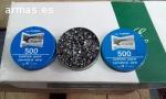 Balines Gamo Match 4,5 mm