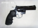 Colt Python 4 pulgadas calibre 357 / 38