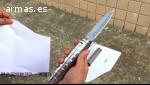 cuchillo balistico spetsnaz
