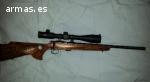 CZ455 CAL.22  -HAWKE 6-24-44mm