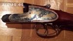 Escopeta Caza Garbi, calibre 12, modelo 62-A