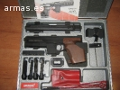 Hammerli 280bdoble carro 22lr y 32 wc