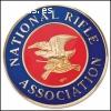 National Rifle Association  Emblema para coche