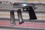 Pistola 9mm SPS