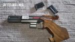 Pistola Pardini 22lr