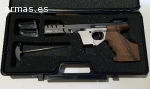PISTOLA WALTHER modelo GSP Expert , cal. 22LR