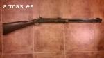 Revolver 31 y rifle 45 de avancarga
