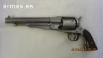 Revolver Inox. Model Navy Cal.36