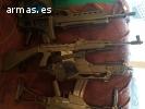 Rifle semi cz 58