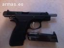 Se vende CZ75B 9 mm pocos tiros