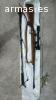 Se vende rifle Santa Barbara + accesorios