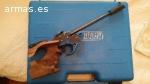 Vendo Pistola Libre Match Guns MG5-E