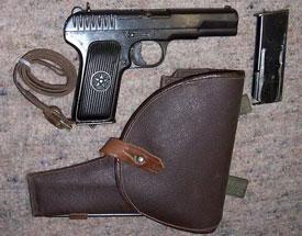 fbbfc12d17a La pistola Tokarev TT-33 se ha utilizado en diversos sucesos acaecidos en  España