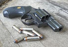 Resultado de imagen para balas pistola calibre .38