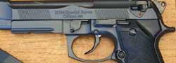 Armas parte 3: Pistolas y Revólveres