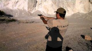 Ejercicio de tiro revolver Astra