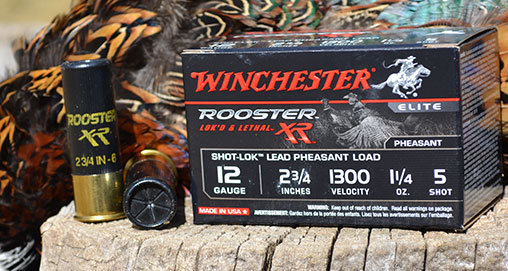nueves cartuchos rooster xr winchester