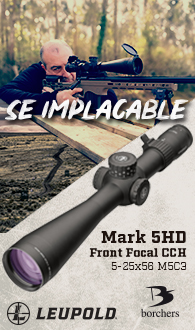 Leupold Mark 5HD 5-25x56 M5C3 Front Focal CCH