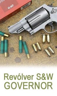 Artículo S&W Governor