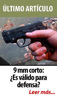 9 mm corto