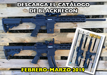Nuevo catalogo blackrecon febrero marzo 2019