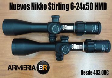 Nikko Stirling 6-24x50