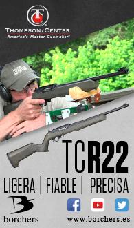 Carabina T/CR22