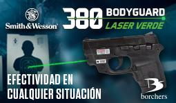 Láser verde Bodyguard 380